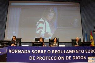 A Xunta incide na formación sobre o regulamento europeo de protección de datos